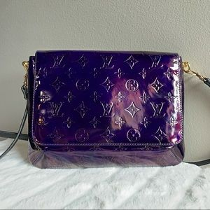Authentic Louis Vuitton Vernis Thompson Street